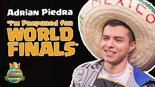 Which Player Does Adrian Piedra Fear the Most? - CCGS World Finals
