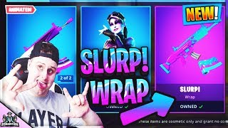 *NEW* SLURP! WRAP GIFTING NOW! SAVING ONE DEFAULT EVERY DAY IN FORTNITE