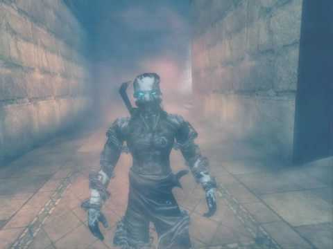 Prince of Persia: Warrior Within - Library Life Upgrade as Sandwraith