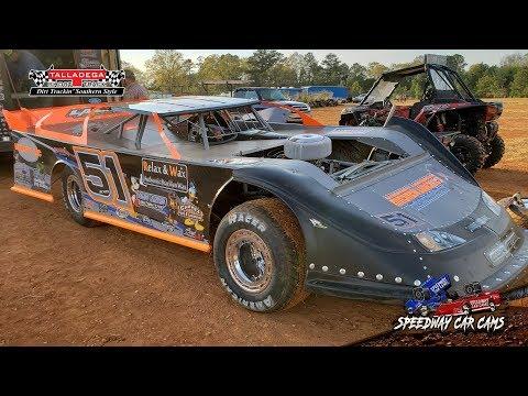 #51 Brent Beard - 602 Sportsman - 3-29-19 Talladega Short Track - In Car Camera