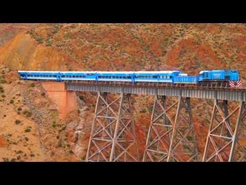 Tren a las Nubes, resumen para presentación en FERINOA 2015 (video oficial)