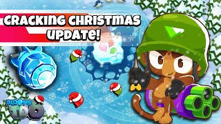 Bloons TD 6 Update 22.0 - DARTLING GUNNER RETURNS!