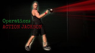 Action Jackson | 25 Minute Kettlebell BootCamp Workout #8