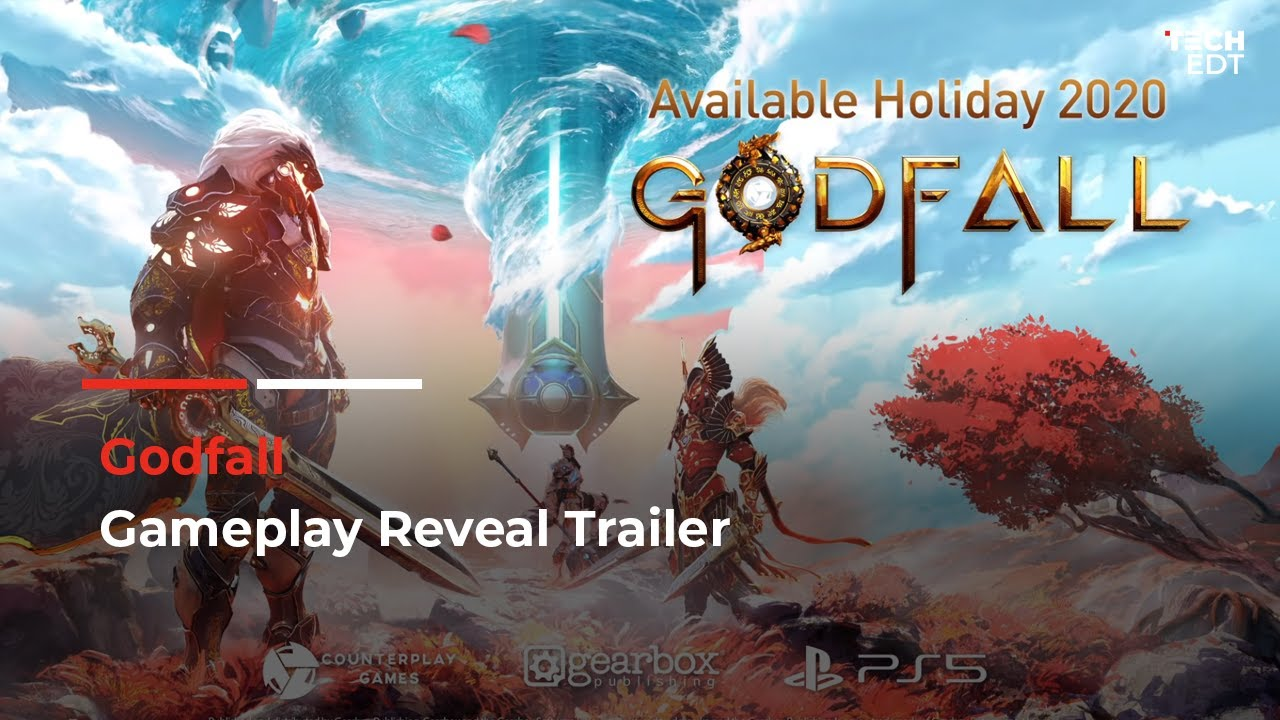 Godfall - Gameplay Reveal Trailer