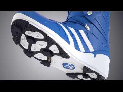 Product video: Adidas Blauvelt Snowboardboot 2014 // Blue Tomato