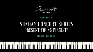 Polonaise Op. 26, Frederic Chopin - Sunday Concert featuring young pianist, Imanda Luzari Indomo