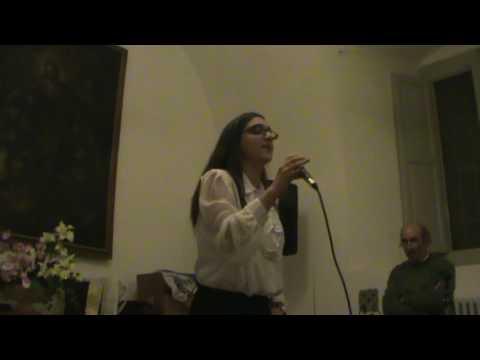 6 FEBBRAIO 2010 video 2 - Licei in musica alla casa di riposo Romanelli