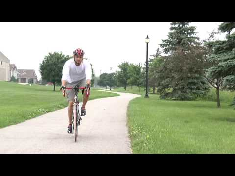 Nate Kaeding Expect Bike Traffic PSA