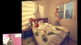 Ronen Goldman Presents Surrealistic Pillow in Granada Spain