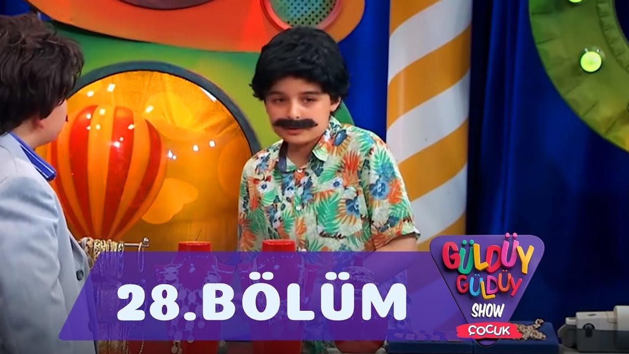 Güldüy Güldüy Show Çocuk 28.Bölüm (Tek Parça Full HD)