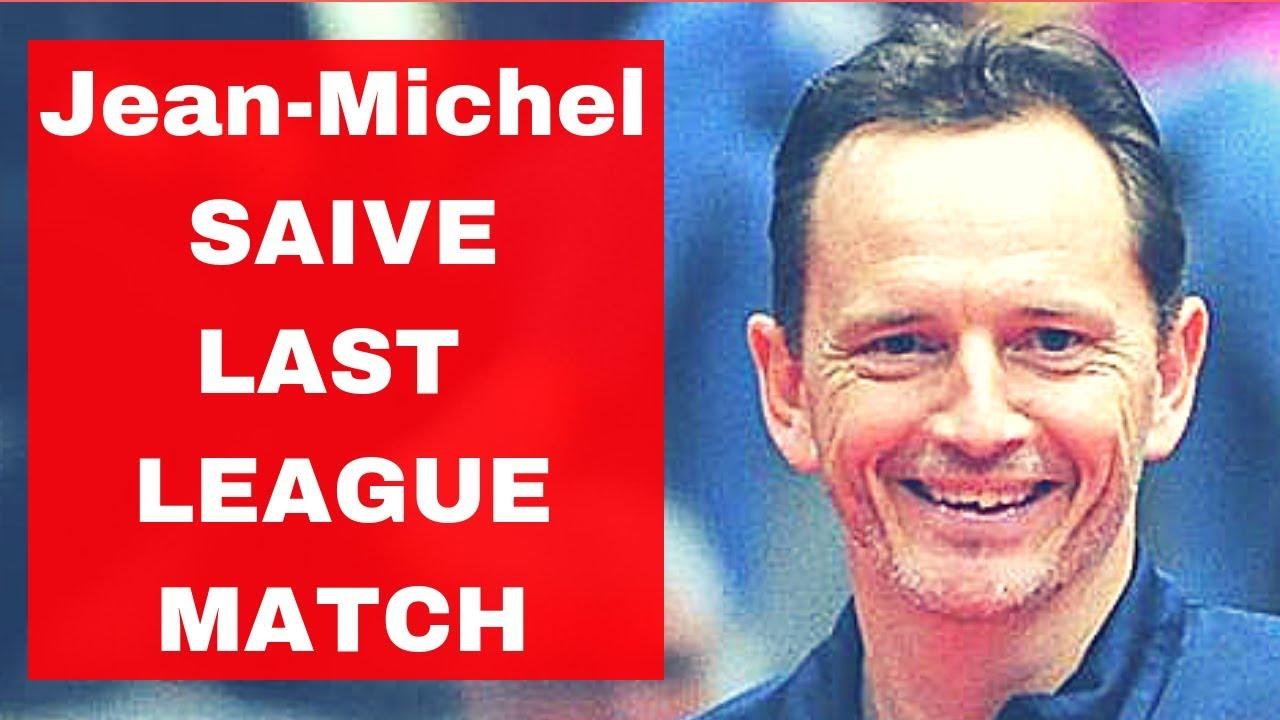Download Jean-Michel SAIVE LAST LEAGUE MATCH - Table Tennis 2019