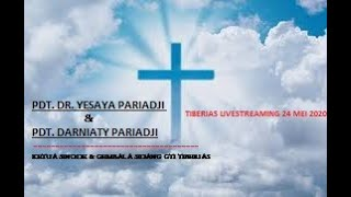 Download Lagu PDT. DR. YESAYA PARIADJI & PDT. DARNIATY PARIADJI -  Livestreaming  24 MEI 2020 mp3