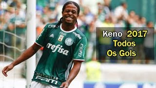 Veja todos os gols de Keno pelo palmeiras em 2017.
