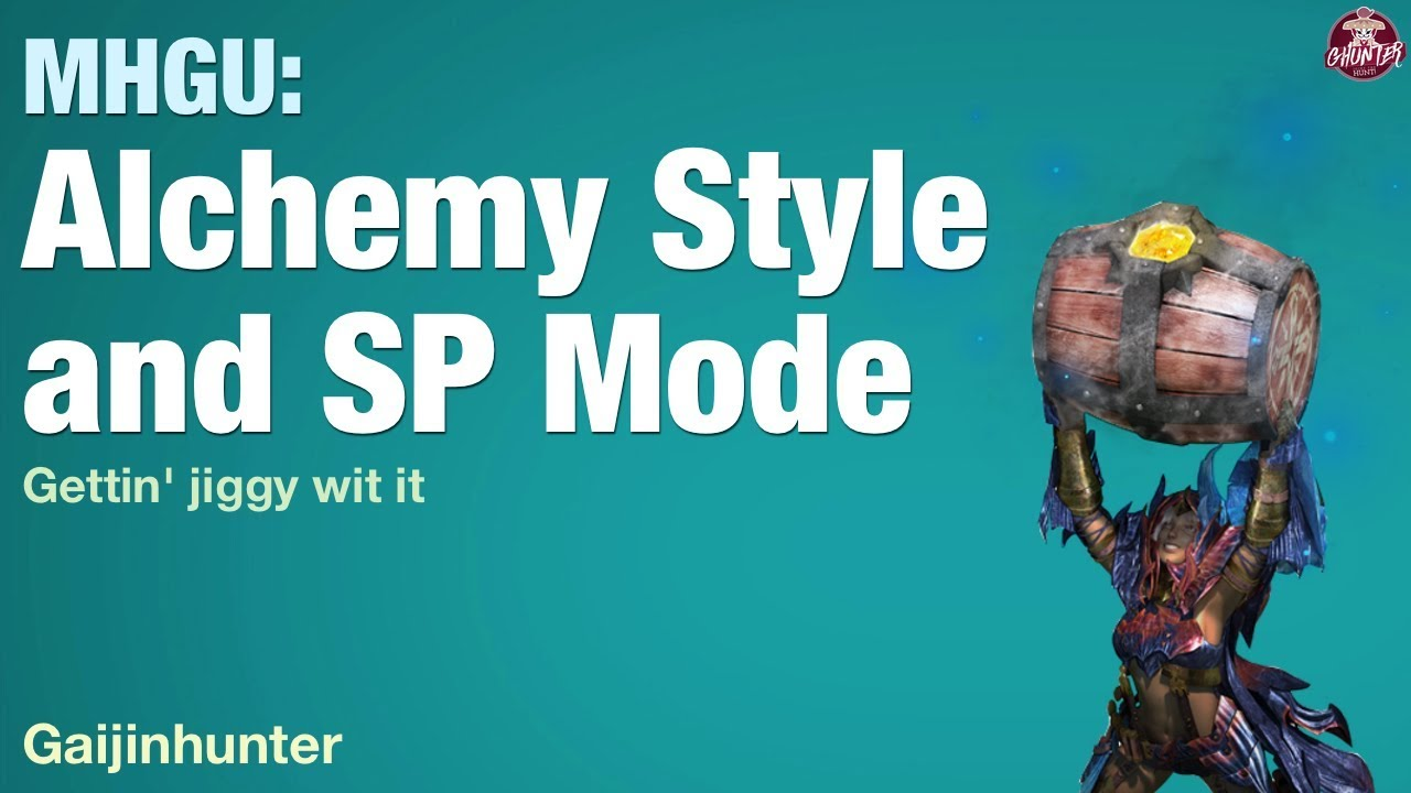 What is SP Mode (Style Power-Up)? - Monster Hunter