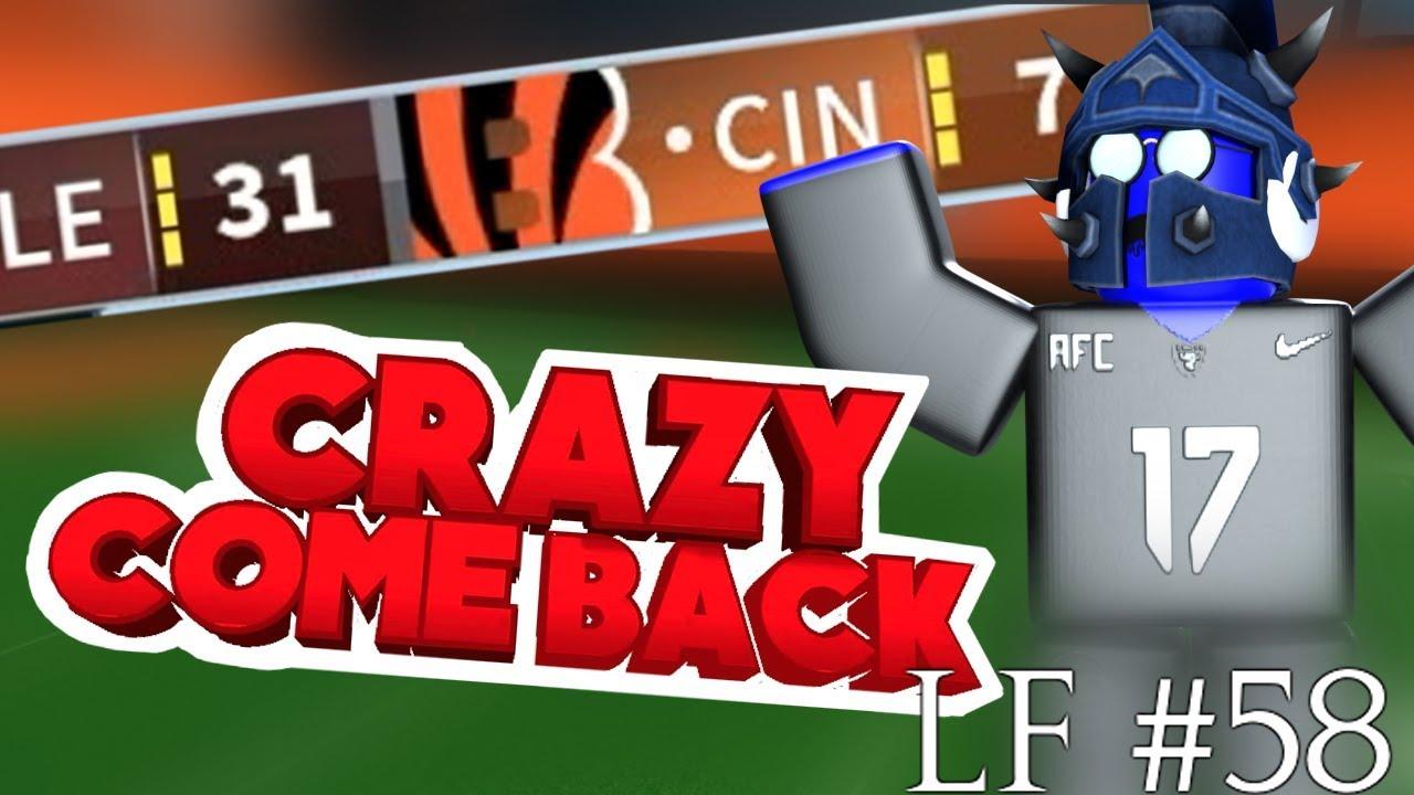 Crazy Comeback Legendary Football Funny Moments 58 Youtube
