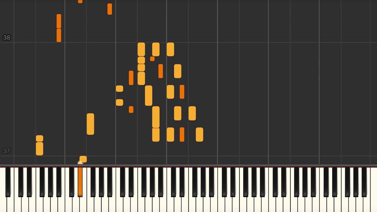 Piano Funk Groove in F (Jonathon Wilson) - Piano tutorial