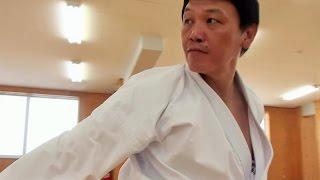 小林邦雄先生(日本空手協会)の正拳突きを語る! JKAのDVD発売中! 「J...