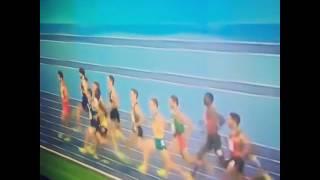 ريو 2016:  مخلوفي يهدي الجزائر فضية سباق1500متر. makhlofi twfik
