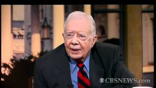 """Jimmy Carter: Contentious Relationship With Media """"Not My Fault"""""""