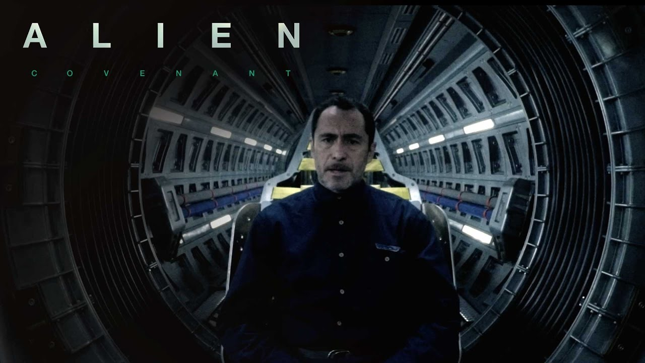 Alien: Covenant | Crew Messages: Lope | 20th Century FOX