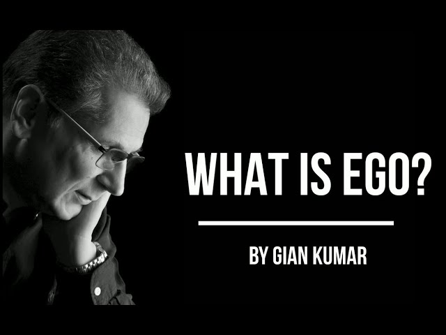 What is EGO? by #GianKumar #SpiritualAuthor #BestSpiritualBooks #Best SpiritualAuthor #God