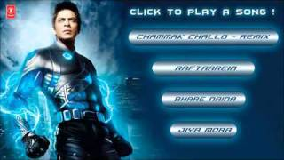 Ra.One Songs Jukebox Feat. ShahRukh Khan