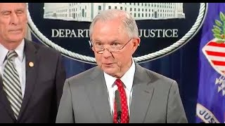 Jeff Sessions To Pain Patients: Take An Aspirin &