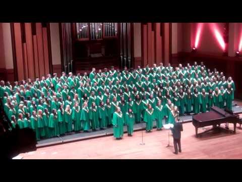 BBHS - Seattle Catholic High School Choir Festival 2013
