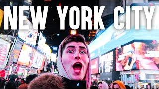 MOBBIN' IN NEW YORK CITY