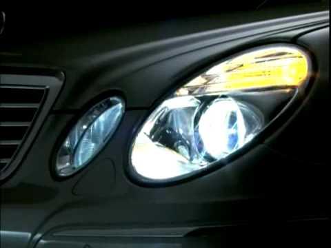 Mercedes Intelligent Light System Youtube