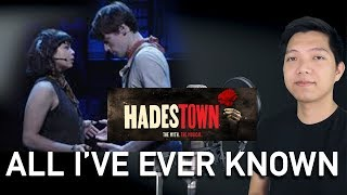 All I've Ever Known (Orpheus Part Only - Karaoke) - Hadestown