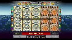 Indian Spirit Slot - Huge Win - Novomatic