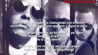 Limbo Remix LETRA - Daddy yankee Ft Wisin y Yandel  REGGAETON FEBRERO 2013 VIDEO