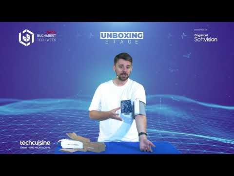 Unboxing si prezentare Tensiometru inteligent Withings BPM Connect