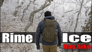 Rime Ice Hike - In the Clouds Day Hike Adventure