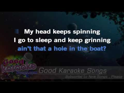Ain't That a Kick in the Head  - Dean Martin (Lyrics karaoke) [ goodkaraokesongs.com ]