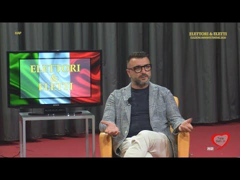 Elettori & Eletti 2020: Giuseppe Tupputi, candidato centrosinistra al consiglio regionale pugliese