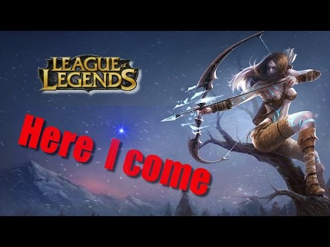 ASHE INVADE LOL -LEAGUE OF LEGENDS-