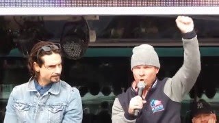BSB Cruise 2016 - Q&A - Sexy times with their wives