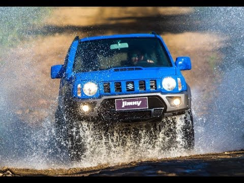 2018 Suzuki Jimny 4Sport - Video Relies HD