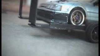 Team D-Style RC Drift 1/10 Car Trailer