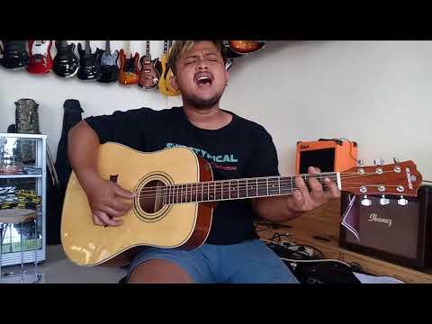 TATO - SATU SENYUM SAJA | Gitar akustik TERBAIK NOHMAN KM100D sold to BANGKA BELITUNG