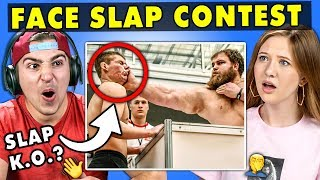 Generations React To VIRAL Face Slapping Contest