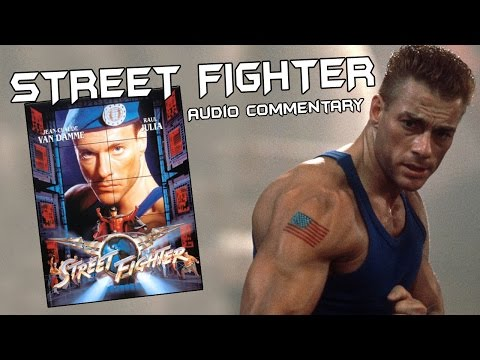 Street Fighter Audio Commentary