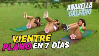 Vientre Plano en 7 Días - Especial 100k Anabella Galeano