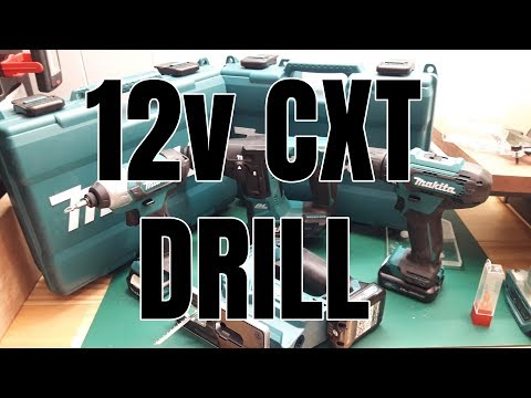 Makita CXT 12v Drill Review | 10.8v DF333DWY Kit & DF333D Bare Tool from YouTube · Duration:  10 minutes 13 seconds