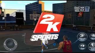 My Debut NBA2K18 Lebron James vs Kevin Durant