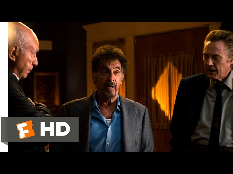 Stand Up Guys (2012) - Menage a Trois Scene (6/12)   Movieclips