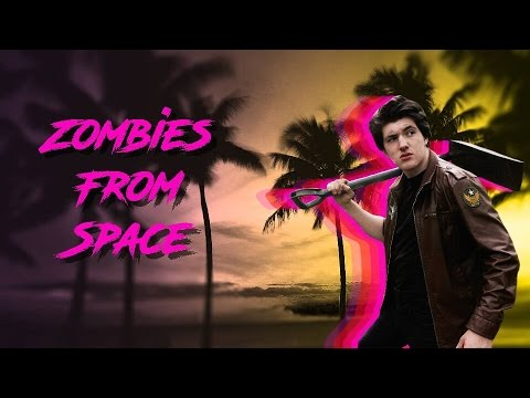 Zombies From Space (Full Length Horror Comedy)