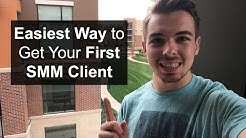 Get Clients Starting From Scratch (Social Media Marketing)